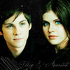 Annabeth Chase and Percy Jackson Agnas photo