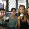 First day off in Harry Potter Land we my girls in Orlando Florida. Having some butter beer.  Selena_G_Marie photo