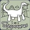I am a stegosaurus! Kowalski355 photo