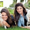 Kendall and Kylie Jenner Angel_1996 photo