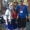 Me with Sailor Moon at Anime North 2012 DJ_DragonMaster photo