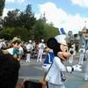 Mickey mouse at Disneyland NewGirl14 photo