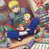 naruto_and_minato ninjasrawesome photo