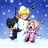 sasuke_naruto_sakura ninjasrawesome photo