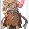 Jinpachi excuting his full power  wolfmaster3000 photo