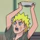 Naruto-dono's photo