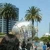 The globe at Universal Studios sorry didnt take many pics NewGirl14 photo