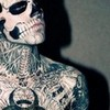 zombie rick genest geocen photo