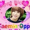 happy birthday to my angel ♥  Lee Taemin ♥  TaeQuteeee photo