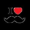 i <3 mustaches vampiress88 photo