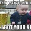 Drunk Baby Momaw photo