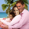 Prison Break - Michael & Sara with their son MJ Kate-Jane photo