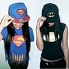me wit superman and brooke wit batman jimmyswagger photo