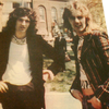 Brian & Roger BrianMay100 photo