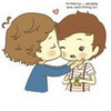 Larry Stylinson cartoon  Andressa_Weld photo