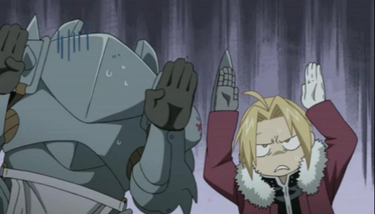 FMA Brotherhood-Episode 33 - Full Metal Alchemist Image ...