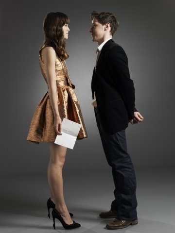 James McAvoy and Keira Knightley Empire Magazine outtakes