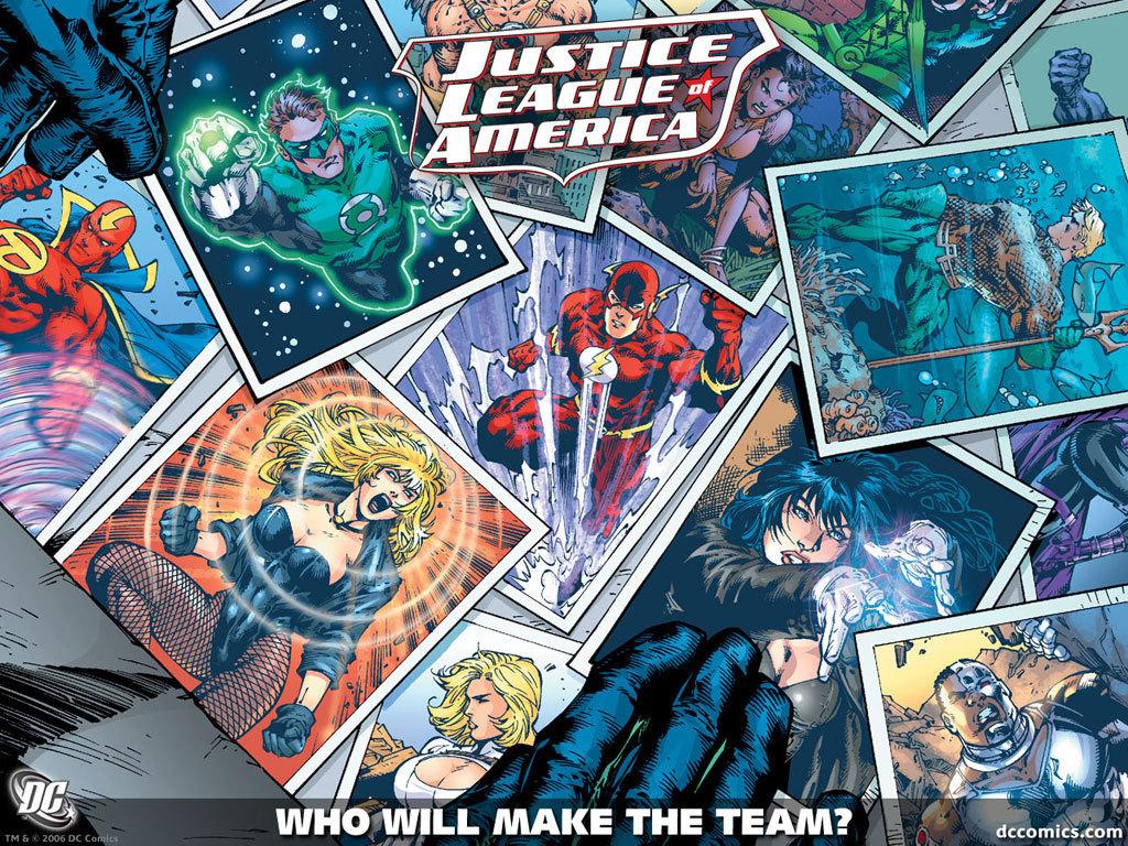 Justice League Justice League Wallpaper 24568469 Fanpop