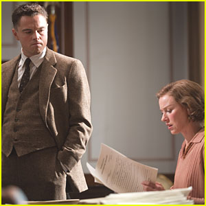 Leonardo DiCaprio: New 'J. Edgar' Still!