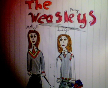 The weasleys(percy)