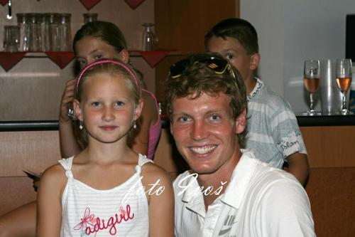 Tomas Berdych children