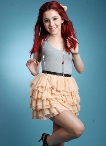 ariana new photoshoot