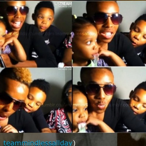 prodigy on ustream