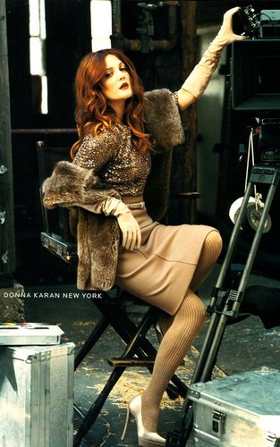 Drew Barrymore's Neiman Marcus Fall Campaign