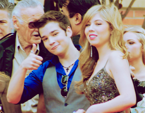 Jennette and Nathan