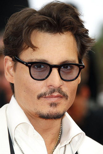 Johnny Depp at cannes film festival 2011