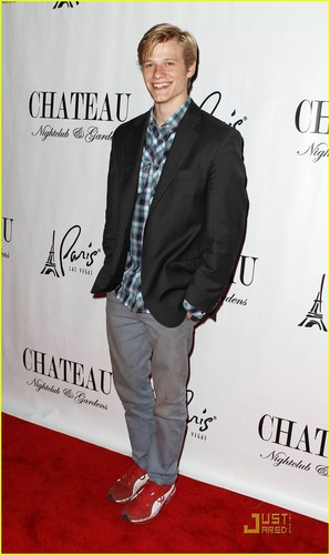 Lucas Till: Birthday Bash in Las Vegas!