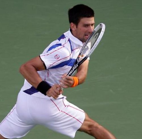 Novak Djokovic big ass 2011