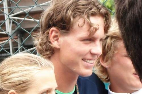 Safarova and Berdych 2007