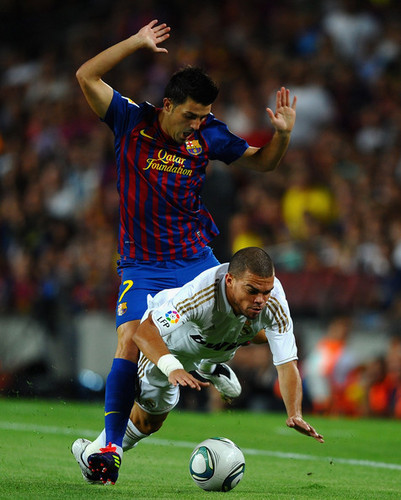 Super Cup Final: FC Barcelona (3) - Real Madrid (2)