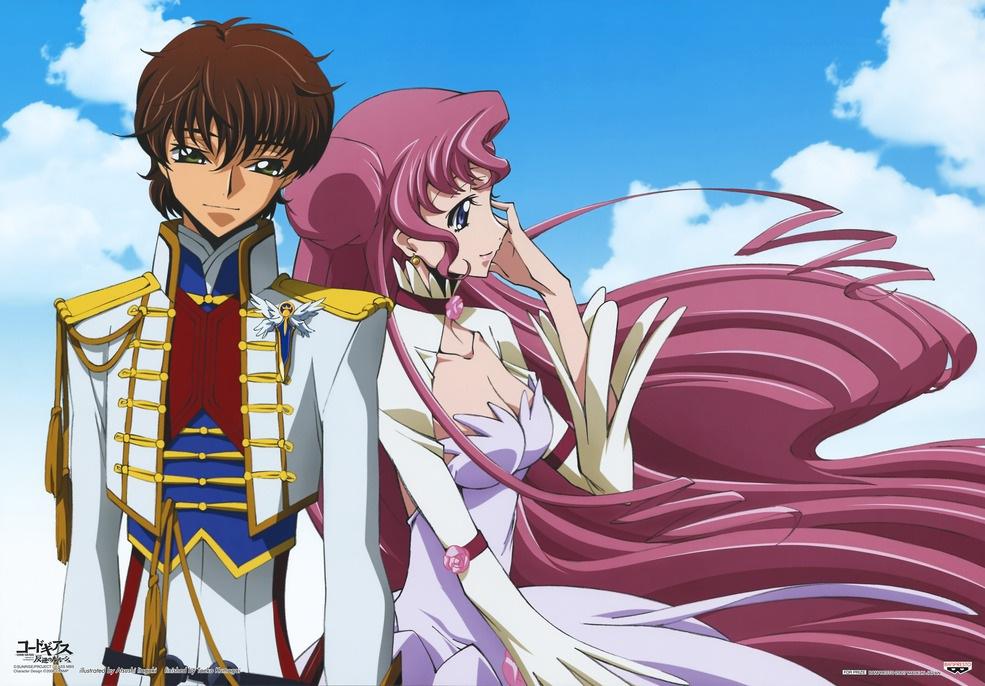 Resultado de imagen para Suzaku y Euphemia