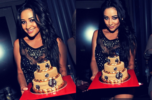 the amazing shay mitchell ♥