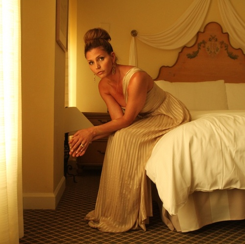 Charisma Carpenter  Burn  Notice Promo