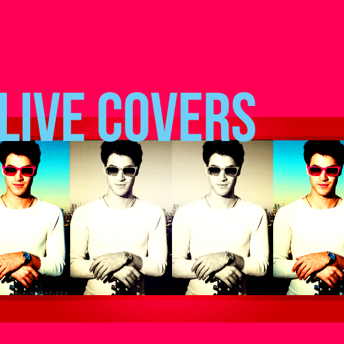 Darren Criss Album Covers by blaineisapizza on Tumblr