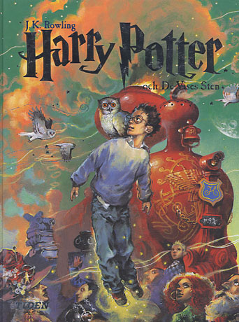 Harry Potter and the Philosopher's (Sorcerer's) Stone: Sweden