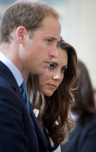 Prince William and Kate Middleton Visit Birmingham