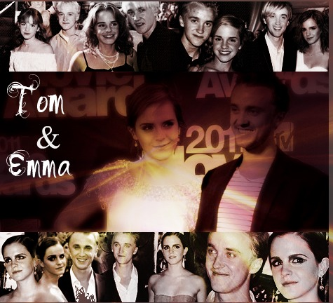 Tom and Emma = Love