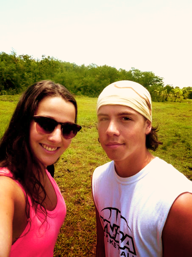 Annie and Munro