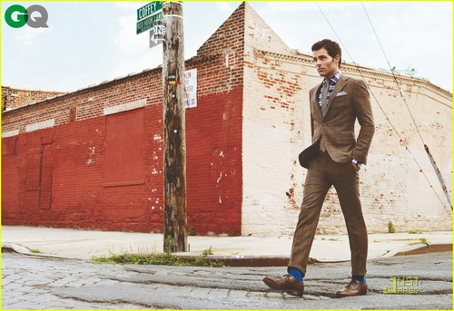 James Marsden Suits Up for 'GQ' September 2011