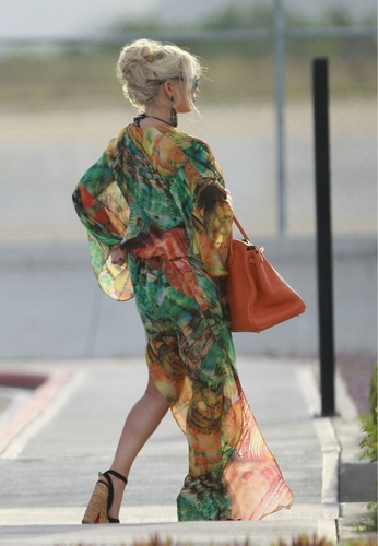 Jessica - Cabo International Airport - August 25, 2011