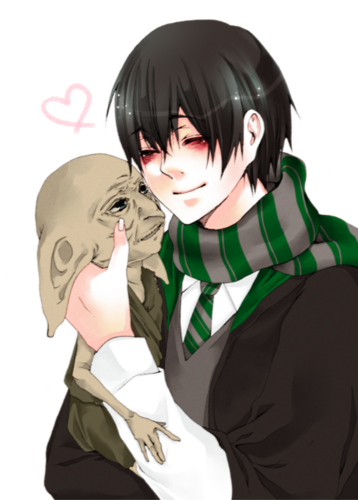 Kreacher and Regulus
