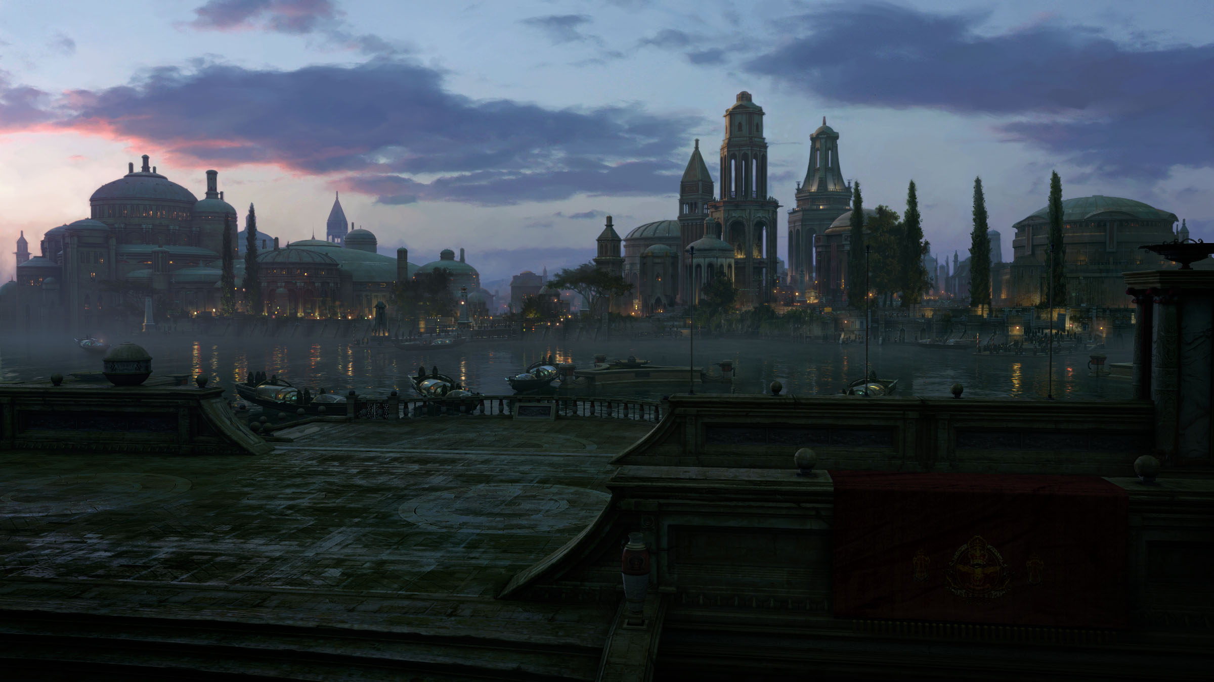 Landscape Hd Naboo 2400 1350 Star Wars Wallpaper 24868166