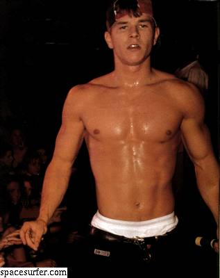 The Marky Mark Workout Video - Mark Wahlberg Image