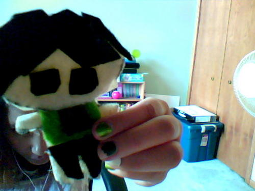 Trent DollPlushie Thing< 333