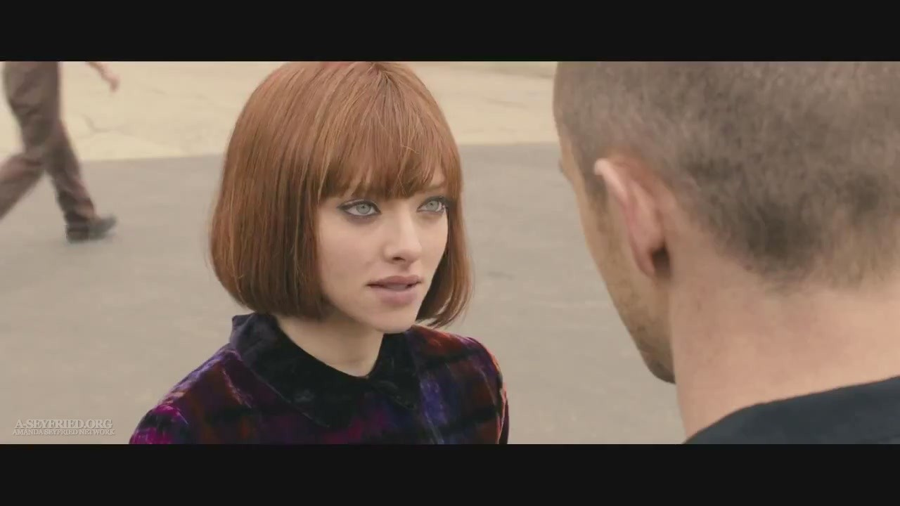 "Amanda Seyfried Chloe Scene amanda in ""in time"" [hq trailer screencaps] - amanda"