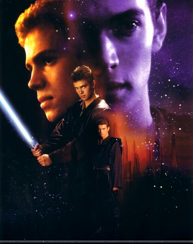 Attack of the Clones, Anakin Skywalker